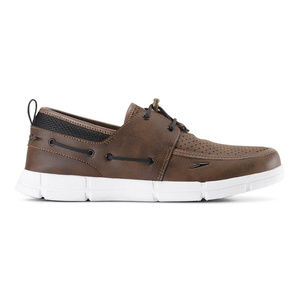 Speedo Mens Boat Shoes Brown
